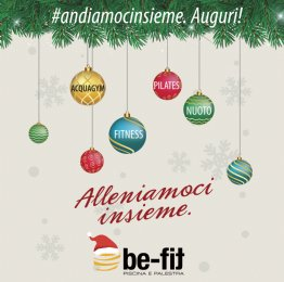 a natale regala be fit