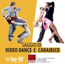 Saggio di fine anno di Caraibico e Video dance